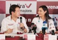 Indira tiene ventaja 2 a 1 contra los demás candidatos: Mario Delgado