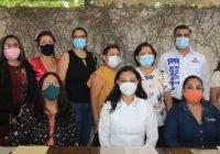 Colima será ejemplo nacional en igualdad: Mely Romero