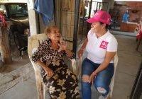 Gestionaremos ante nuestra próxima Gobernadora Claudia Yañez servicio médico permanente en Paticajo; Sonia López