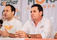 Morena ataca a Locho porque va creciendo en las encuestas: Clemente Castañeda