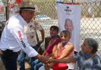 Grupos Organizados Estructura, respaldan proyecto de Óscar Ávalos