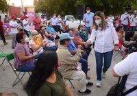 La comunicación será directa entre vecinos y presidenta: Margarita Moreno