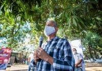 Tendremos eventos culturales en cada colonia de Minatitlán: Manuel Palacios