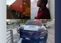 Tras fuerte persecución, Policía Municipal de Colima recupera contenedores robados