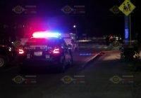Asesinan a hombre afuera del CEDART, en la Estancia, Colima.