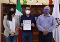 Gobernador nombra a Jorge Cortés como Secretario de la Juventud