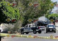 Lesionan a un hombre con arma de fuego en Placetas, Colima