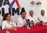 Nombran a Itzel Ríos y Adán Blanco como voceros de la campaña de Mely Romero