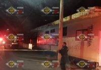 Esta noche, ejecutan de un balazo en la cabeza a un joven motociclista, en Tecomán