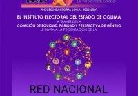 Se suma IEE Colima a Red Nacional de Candidatas que busca erradicar la violencia política contra las mujeres