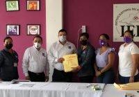 Se registra Carlos Carrasco como candidato del PES a la alcaldía de Ixtlahuacán