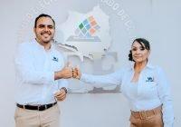Martín Pinto se registra ante el IEE como candidato a diputado local por el Distrito XVI