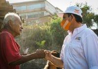 Colima no merece otros seis años del PRI con Indira: Locho Morán