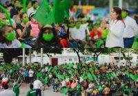 Arranca con todo Yolanda Llamas su campaña por la alcaldía tecomense