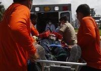 La Armada de México realiza evacuación médica de un  tripulante que se encontraba a bordo de un buque de bandera  sueca, en inmediaciones de las costas de Colima