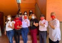 Visita Amado Candelario a niños en situación de vulnerabilidad en casa hogar de Manzanillo