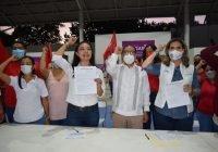 Suma Antorcha Campesina  su respaldo a Va por Colima