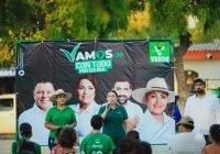 Seré una aliada de los grupos y asociaciones que trabajan a favor de la erradicación de las adicciones: Yolanda Llamas
