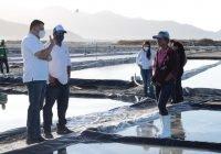 Apoyará Virgilio economía de armeritenses con la comercialización de sus productos