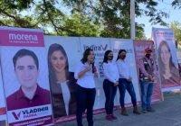 Desde la alcaldía de Colima, vamos a transformar la vida de la gente: Gisela Méndez
