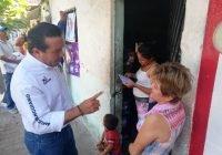 Un gobierno atento, con voluntad y congruencia ofrece Chamuco Anguiano a Tecomán
