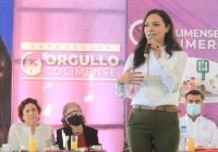 Garantiza Mely Romero a enfermeras  certidumbre laboral y salarios dignos