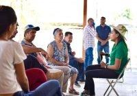 Daremos vida a comunidades con corredor turístico: Karina Heredia