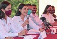 Colima será referente nacional en cuidado de la naturaleza: Indira