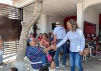 Lupita Vidales buscará que se generen más incentivos para empresas para que crezcan y den más empleos