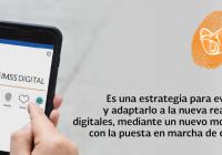 Llama IMSS colima a utilizar plataforma digital para realizar trámites sin salir de casa
