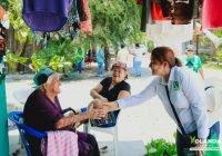 Los adultos mayores serán pieza clave en mi gobierno, asegura Yolanda Llamas