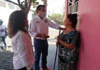 Un alcalde de tiempo completo, no por horas y en oficina con aire acondicionado, ofrece Chamuco Anguiano