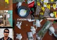 En Manzanillo cae otro por posesión de narcóticos ycartuchos