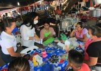 Falla Morena en servicio de agua,  le expresan a Mely en Manzanillo