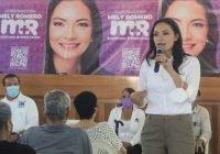 Garantiza Mely continuidad en apoyos a adultos mayores