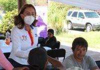 Apoyamos a la Maestra Tey porque conoce nuestras necesidades; Roberto Ramírez