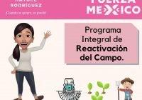 Haydeé Rodríguez, se compromete a implementar un programa integral de reactivación al campo