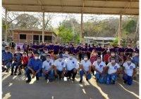 En el Galaje y Plan de Zapote manifiestan apoyo Carlos Carrasco, Uriel Acevedo y Marcos Santana