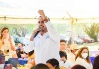 Pinto Briceño respaldará programas estatales que regresen auge al campo de Colima