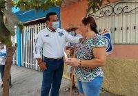 """""""Chamuco"""" Anguiano se compromete a hacer equipo con el sindicato para mejorar servicios"""
