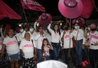 Como alcalde, tomaremos varias acciones para mejorar el servicio de agua potable en Armería; Haydeé Rodríguez