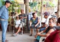 Tecolapa, constancia de obras que han fomentado la sana convivencia: Elías Lozano
