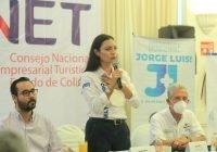 Mely llama a defender Colima de quienes desaparecen programas y presupuestos