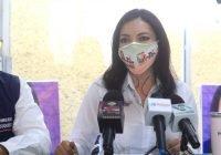 Tecomán tendrá prioridad en asistencia social: Mely