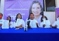Estancias infantiles, vivienda y seguro de vida, les ofrece Mely a mujeres