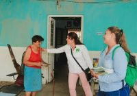 Destaca Yolanda Llamas que la educación será prioridad en su gobierno
