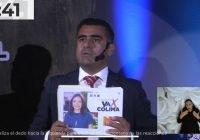 Participa Riult Rivera en un debate más entre candidatas y candidatos a la Diputación Federal del Distrito I