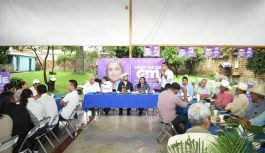 Vamos a darle a las y los campesinos mejores oportunidades para su desarrollo: Riult Rivera