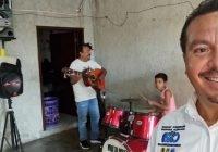 """Ofrece """"Chamuco"""" Anguiano promover la cultura y rescatar las tradiciones del municipio"""