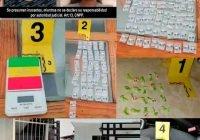 En cateos seaseguran más de 120 dosis de narcóticos; haydos detenidos